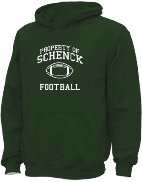 Schenck High School Kid Hooded Sweatshirts