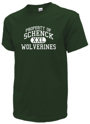 Schenck High School Kid T-Shirts