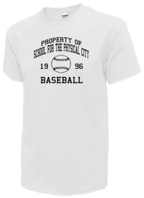 School For The Physical City High School T-Shirts