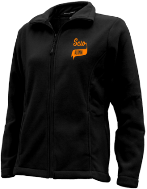Scio High School Embroidered Fleece Jackets