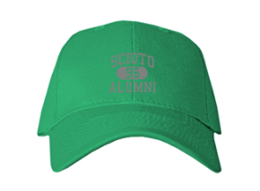 Scioto High School Embroidered Baseball Caps