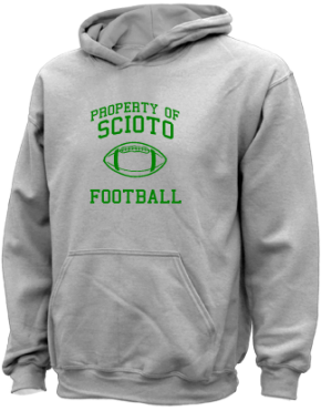 Scioto High School Kid Hooded Sweatshirts
