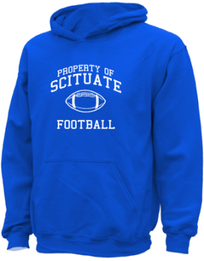Scituate Middle School Kid Hooded Sweatshirts