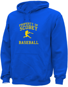 Scobey High School Hoodies