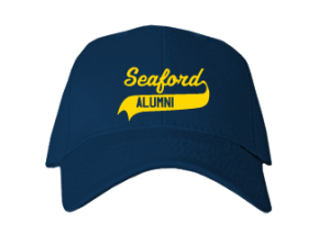 Seaford Middle School Embroidered Baseball Caps