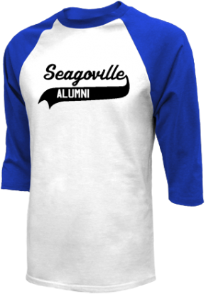 Seagoville Middle School Raglan Shirts