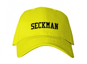 Seckman Junior High School Kid Embroidered Baseball Caps