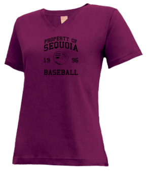 Sequoia High School V-neck Shirts