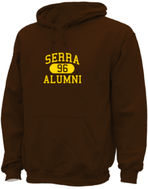 Serra High School Hoodies