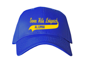 Seven Hills Lotspeich School Embroidered Baseball Caps