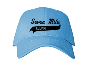 Seven Mile Elementary School Embroidered Baseball Caps