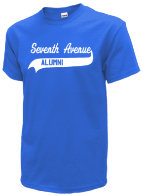 Seventh Avenue Elementary School T-Shirts