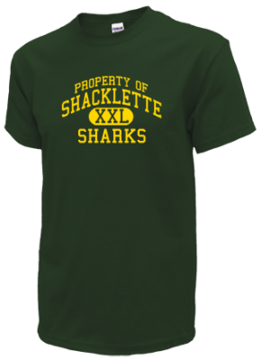 Shacklette Elementary School T-Shirts