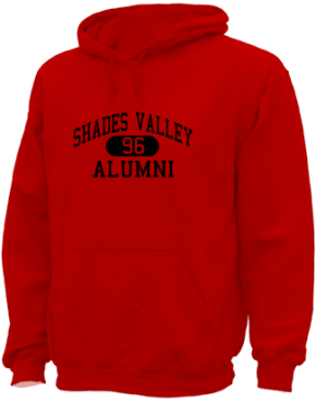 Shades Valley High School Hoodies