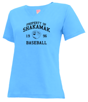 Shakamak High School V-neck Shirts