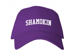 Shamokin High School Kid Embroidered Baseball Caps