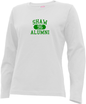 Shaw Junior High School Long Sleeve Shirts