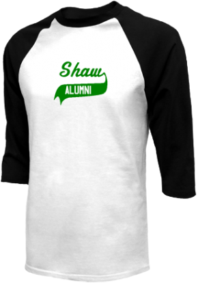 Shaw Junior High School Raglan Shirts