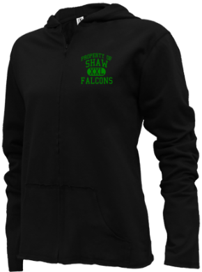 Shaw Junior High School Girls Zipper Hoodies