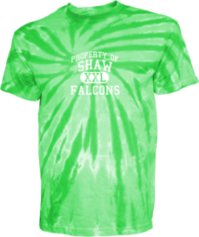 Shaw Junior High School Kid Tie-dye T-Shirts