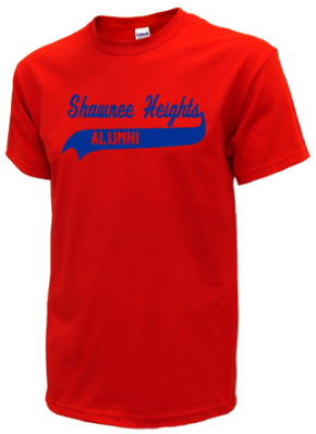 Shawnee Heights Junior High School T-Shirts