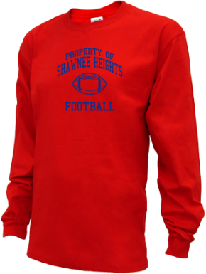 Shawnee Heights Junior High School Kid Long Sleeve Shirts