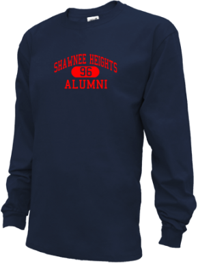 Shawnee Heights Junior High School Long Sleeve Shirts