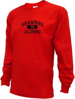 Shawnee High School Long Sleeve Shirts