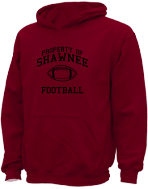 Shawnee High School Kid Hooded Sweatshirts