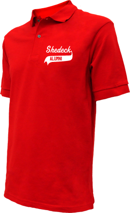 Shedeck Elementary School Embroidered Polo Shirts