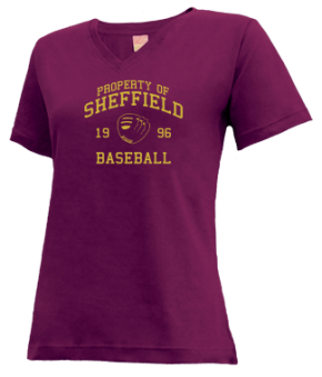 Sheffield High School V-neck Shirts