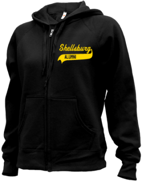 Shellsburg Elementary School Zip-up Hoodies