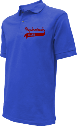 Shepherdsville Elementary School Embroidered Polo Shirts
