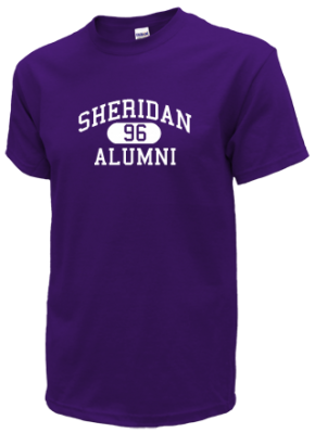 Sheridan High School T-Shirts