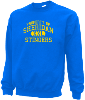 Sheridan Middle School Sweatshirts