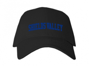 Shields Valley High School Kid Embroidered Baseball Caps