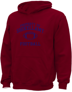 Shikellamy Senior High School Kid Hooded Sweatshirts