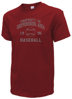 Shippensburg Area High School T-Shirts