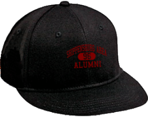 Shippensburg Area Middle School Flat Visor Caps