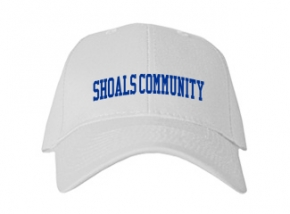 Shoals Community High School Kid Embroidered Baseball Caps