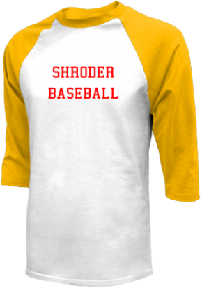 Shroder High School Raglan Shirts