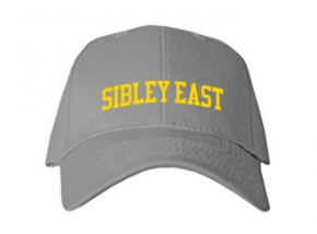 Sibley East High School Kid Embroidered Baseball Caps