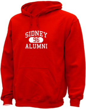 Sidney High School Hoodies