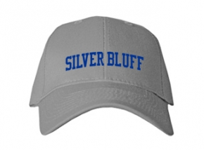 Silver Bluff High School Kid Embroidered Baseball Caps