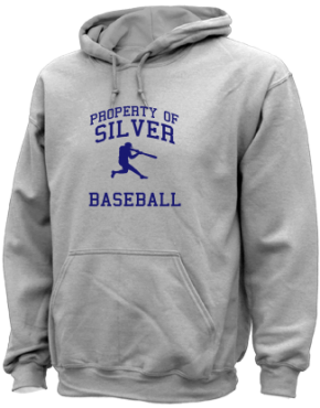 Silver High School Hoodies