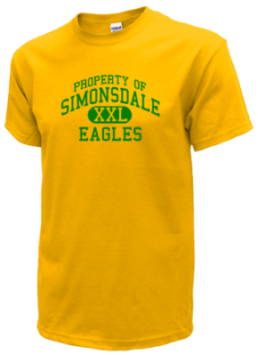 Simonsdale Elementary School Kid T-Shirts