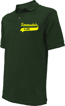 Simonsdale Elementary School Embroidered Polo Shirts