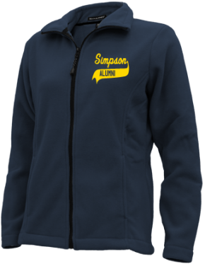 Simpson Middle School Embroidered Fleece Jackets