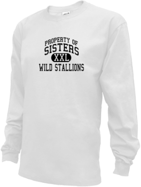 Sisters Middle School Kid Long Sleeve Shirts