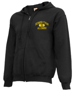 Skidmore-tynan High School Zip-up Hoodies